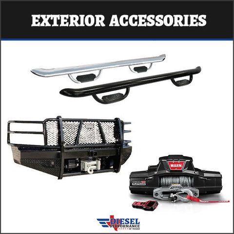 Duramax 2006 – 2007 LBZ  Exterior/ Accessories