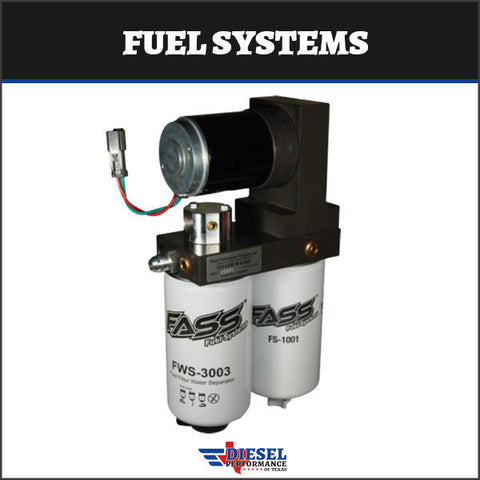 Duramax 2001 – 2004 LB7    Fuel Systems