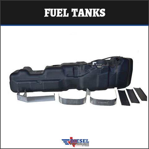 Cummins 2007.5 – 2009 6.7L Fuel Tanks