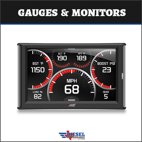 Cummins 2007.5 – 2009 6.7L    Gauges & Monitors