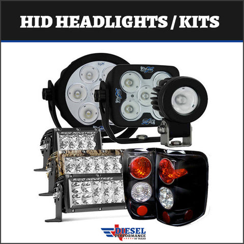 Cummins 2013 – 2018 6.7L HID Headlights/Lighting Kits