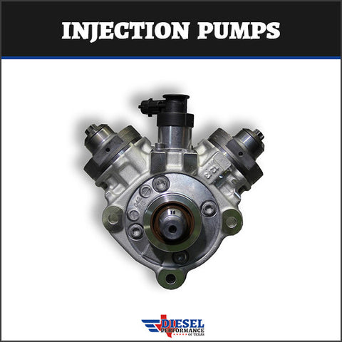 Powerstroke 2007-2010 6.4L Injection Pumps