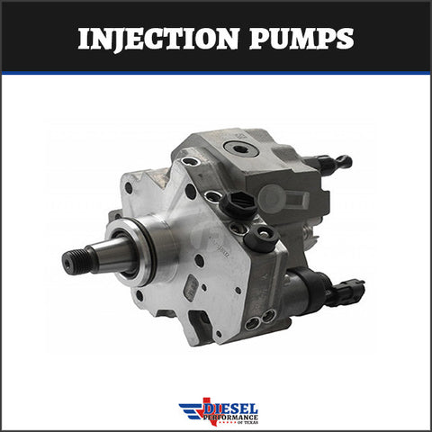 Duramax 2006 – 2007 LBZ Injection Pumps