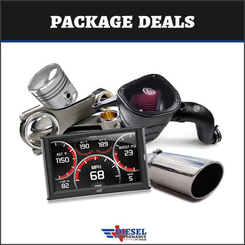 Cummins 2020 - Present - Package Deals