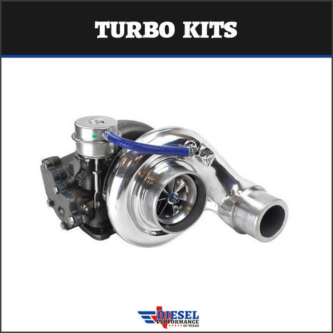 Duramax 2006 – 2007 LBZ   Turbo Kits