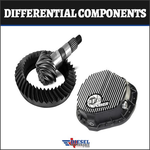 Cummins 1998 – 2002 24V 5.9L Differential Components