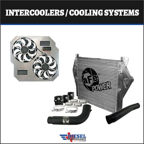 Cummins 2004.5 – 2005 5.9L Intercoolers / Cooling Systems