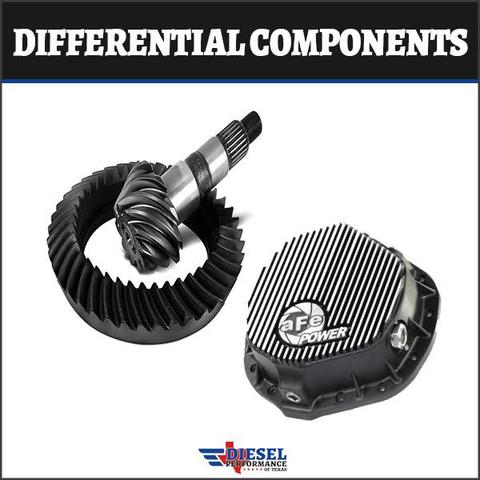 Cummins 2019 - Present - Differential Components