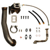 PPE 116005000 T4 Turbo Installation Kit    2001-2004 GM 6.6L Duramax