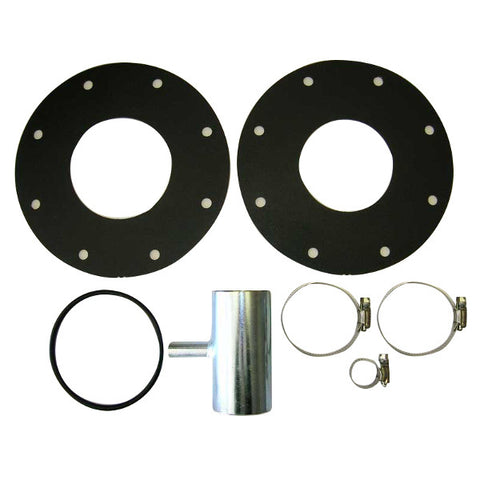 Titan 019903 LB7 Adapter Kit 2001-2004 GM 6.6L Duramax LB7 w/ Titan Fuel Tank