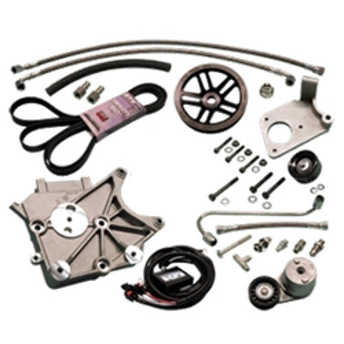 ATS 7018004260 Twin Fueler Installation Kit  2002-2004 GM 6.6L Duramax LB7 (No Pump)