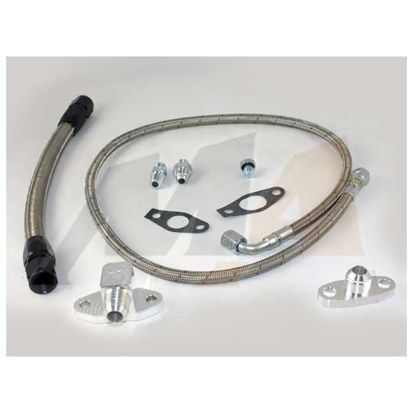 Merchant Automotive 10228 S400 Oil Line Kit   2001-2010 Duramax