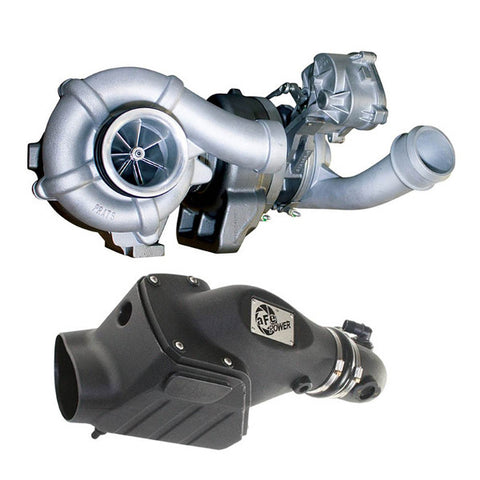 BD-Power 1047080 Twin Turbo Upgrade with Intake System  2007.5-2010 Ford 6.4 Powerstroke