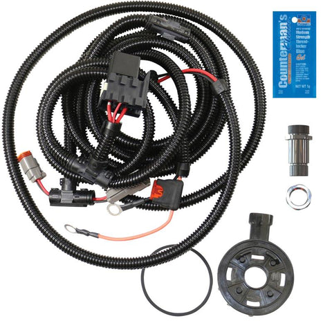 BD-POWER 1050347 FLOW-MAX FUEL HEATER KIT For (All Air Dog Pumps)