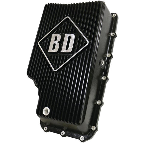 BD-POWER 1061720 DEEP SUMP TRANSMISSION PAN 2011-2019 FORD 6.7L POWERSTROKE