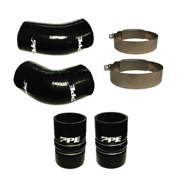PPE 115910405 Silicone Hose & Clamp Kit  2004.5-2005 Chevy Duramax
