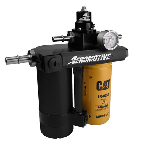 Aeromotive 11802 130GPH Fuel Pump (Pump Only)   Universal - For Cummins, Duramax & Powerstroke Applications