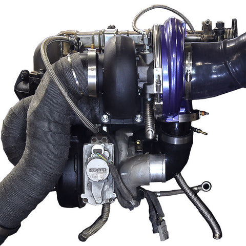 ATS 2029522326 Aurora Plus 5000 Compound Turbo System 2007.5-2009 Dodge 6.7L Cummins