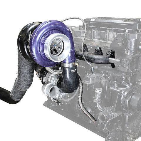 ATS 2029722272 Aurora Plus 7500 Compound Turbo System 2003-2007 Dodge 5.9L Cummins