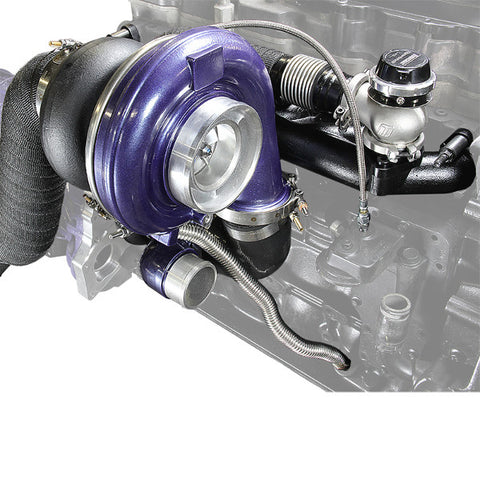 ATS 202A352272 Aurora 3000/5000 Compound Turbo Kit 2003-2007 Dodge 5.9L Cummins
