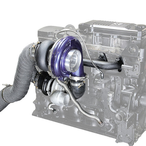 ATS 202A522272 Aurora Plus 5000 Compound Turbo System 2003-2007 Dodge 5.9L Cummins