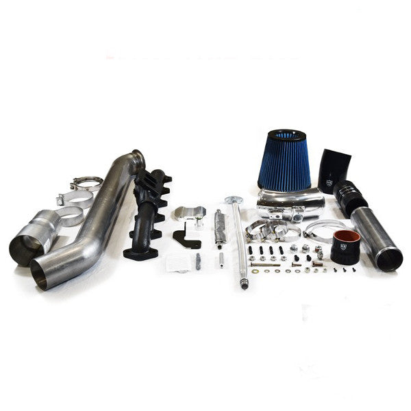 H&S Motorsports 212002-N Turbo Install Kit 2010-2012 Dodge 6.7L Cummins