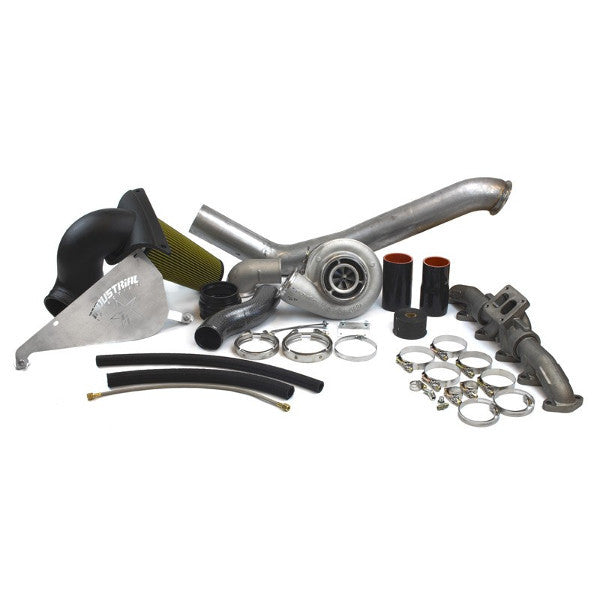 Industrial Injection 227415 S467.7 2nd Gen Swap Turbo Kit (1.00 A/R) 2003-2007 Dodge 5.9L Cummins