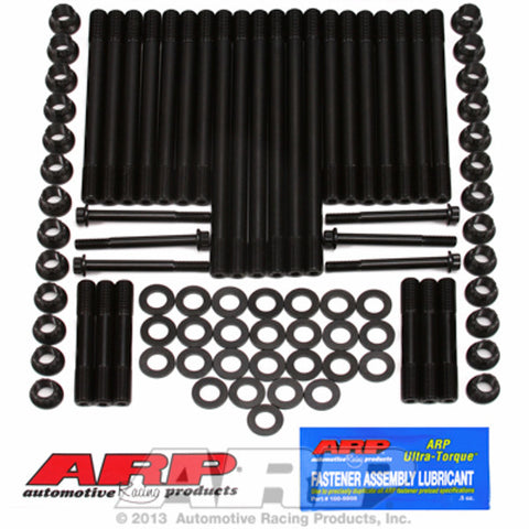 ARP 247-4203  Head Stud Kit  Dodge Cummins 5.9L 12V 1989 - 1998 , ARP2000, black oxide