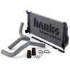 Banks Power 25976 & 25977  Techni-Cooler Intercooler system  2001-2004 Chevy Duramax