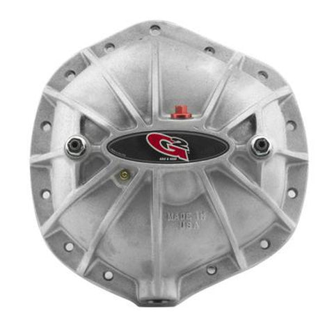 G2  TORQUE DIFFERENTIAL COVER  ( REAR )  40-2024AL  RAW ALUMINUM W/LOAD BOLTS    2003-2013 Dodge Cummins AAM 11.5""