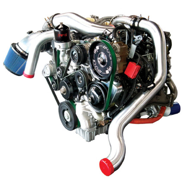 PPE 45/40 Compound Turbo Kit 116454000   2006-2010 Chevy   LBZ & LMM  6.6 Duramax