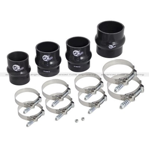 AFE BladeRunner Couplings and Clamps Replacement for aFe Tube Kit; Dodge Diesel Trucks 2007.5 - 2009 L6-6.7L  46-20030A