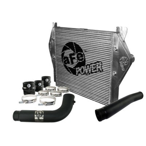 AFE BladeRunner Intercooler with Tubes; Dodge Diesel Trucks 2007.5 - 2009 L6-6.7L  46-20032