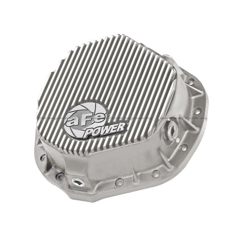 AFE 46-70010 REAR STREET SERIES DIFFERENTIAL COVER 2001-2019 GM 6.6L DURAMAX | 2003-2018 DODGE CUMMINS (W/ 14-11.5 AXLES)