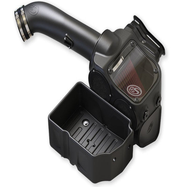 S&B 75-5085  Cold Air Intake (OILED ) 2017 - 2019 6.7 Powerstroke Diesel