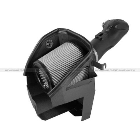 AFE Magnum FORCE Cleanable (DRY) Cold Air Intake 2011 - 2016 6.7 Powerstroke 51-11872-1