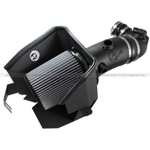 AFE Magnum FORCE Cleanable (DRY) Cold Air Intake 2007 - 2010 6.4 Powerstroke 51-41262