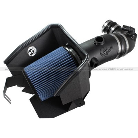 AFE Magnum FORCE Cleanable (OILED) Cold Air Intake 2007 - 2010 6.4 Powerstroke 54-41262