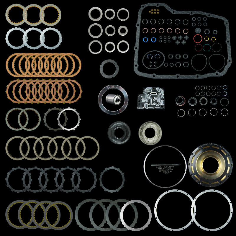 SunCoast SC-68-0  68RFE CATEGORY 0 REBUILD KIT
