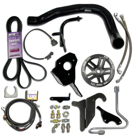 ATS 7018002290 Twin Fueler Installation Kit (No Pump)  2004.5-2007 Dodge 5.9L Cummins