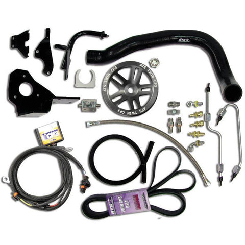 ATS 7018002326 Twin Fueler Installation Kit 2007.5-2009 Dodge 6.7L Cummins