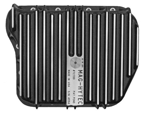 MAG-HYTEC 727-D TRANSMISSION PAN  1989-2007 DODGE 5.9L CUMMINS WITH 727 /518 / 47RE / 47RH / 48RE