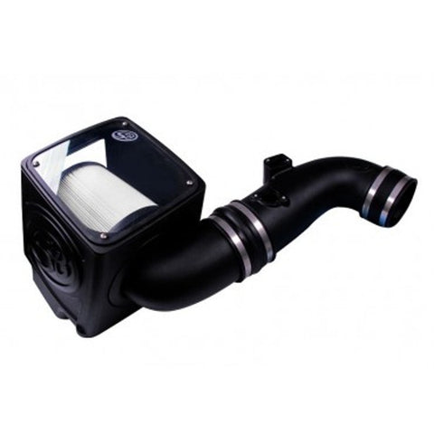 S&B 75-5075-1D Cold Air Intake ( DRY ) 2011 - 2016 6.6 Chevy GMC LML Duramax
