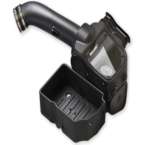 S&B 75-5085D Cold Air Intake ( DRY ) 2017 - 2019 6.7 Powerstroke Diesel
