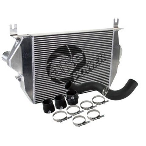 AFE BladeRunner Intercooler with Tubes; Ford Diesel Trucks 2003 - 2007 V8-6.0L (td) 46-20102