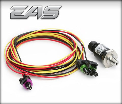 Edge Diesel 98607 EAS PRESSURE SENSOR 0-100 psi 1/8in NPT  ( Use with Edge Monitors for boost levels higher then 38psi)