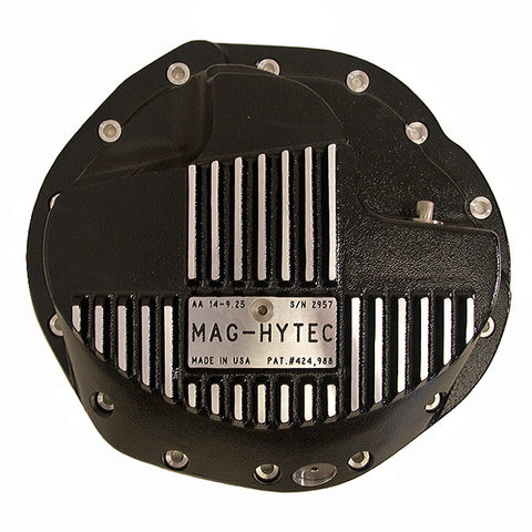 MAG-HYTEC AA14-9.25-A FRONT DIFFERENTIAL COVER  2003-2013 DODGE RAM 2500 4WD | 2003-2012 DODGE RAM 3500 4WD