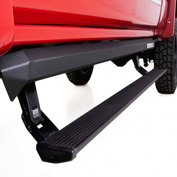 AMP Research PowerStep XL Running Boards - 77104-01A  2004-2007  Ford Powerstroke Super Duty F-250/F-350/F-450 Super Crew