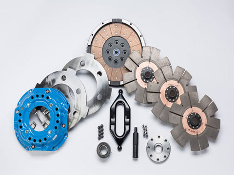 South Bend Dual Disc 950hp Clutch ( NO Hydraulics) ( DDDCOMPG ) 2005.5 - 2018 Cummins G-56 Trans