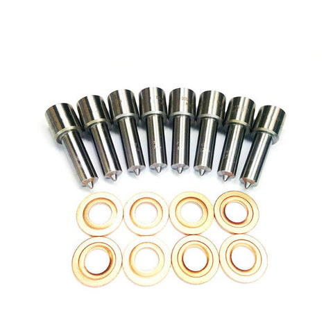 Dynomite Diesel Products DDP LB7 High Flow Injector Nozzle Set's  2001-2004 LB7 Chevy/GMC Duramax (50hp-75hp-COMP)